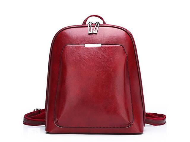 продам Женский классический рюкзак Красный бу в Днепре (Днепропетровск)