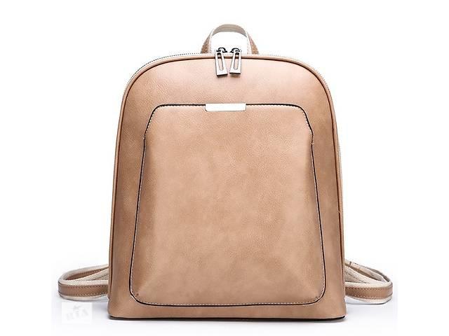 Женский классический рюкзак Розовый- объявление о продаже  в Днепре (Днепропетровск)