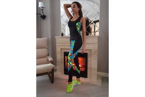 Женский комплект для фитнеса 5823