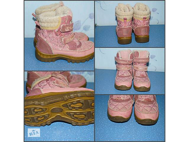 купить бу Зимние ботинки в Виннице