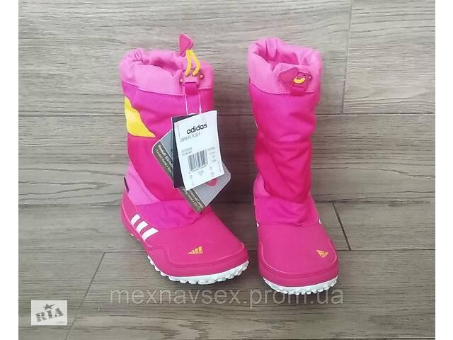 бу Зимние детские сапоги Adidas Libria Primaloft Plus D67092 Размер 32 33 в Львове
