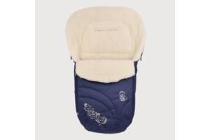 Зимний конверт Baby Breeze 0306 (синий)