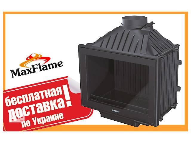 Чавунна камінна топка Nordflam Elbrus 14 кВт +безкоштовна доставка!!!- объявление о продаже  в Львове