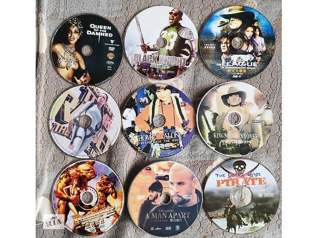 продам Dvd фильмы на английском / диски с оригинальной озвучкой бу в Одессе