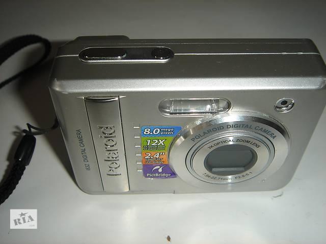 купить бу Продам фотоаппарат Polaroid i832. в Маріуполі