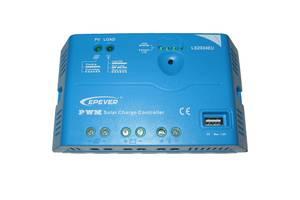 Контроллер LS2024EU, ШИМ 20А 12/24В+USB EPsolar (EPEVER)