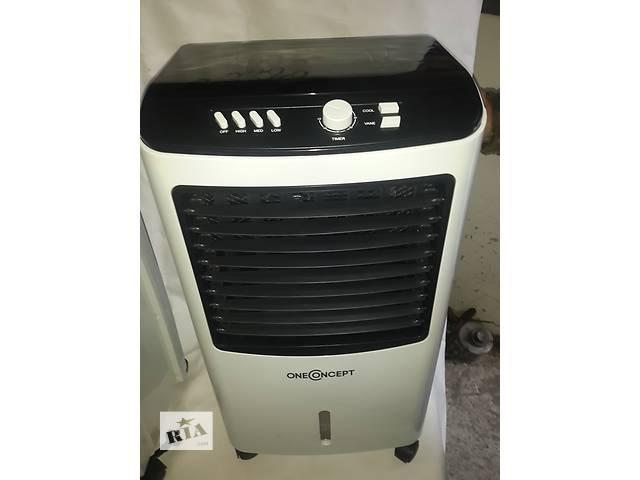 Воздухоохладитель / вентилятора с дополнительным увлажнением и очистки воздуха- объявление о продаже  в Городке (Львовской обл.)