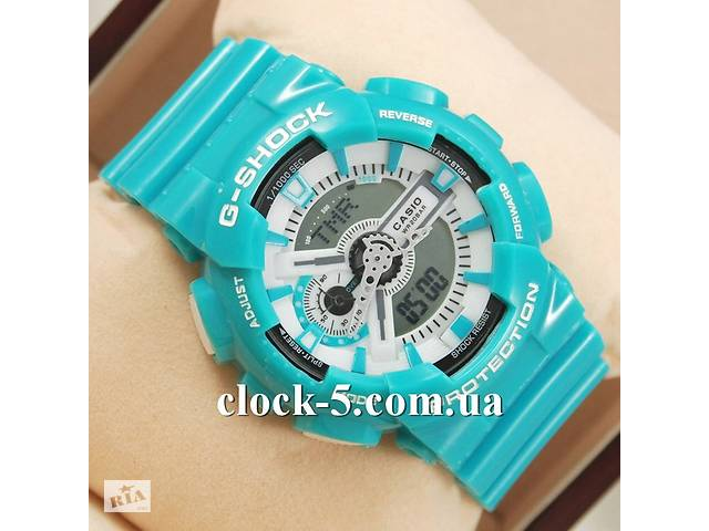 Годинник Casio G-Shock GA-100 (G-Shok Касіо Р-Шок G Shock shok ... 23e5b39b82d6d