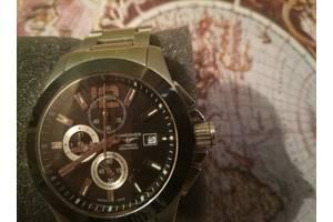 Нові чоловічі наручні годинники Longines