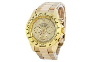 Часы Rolex Daytona AA Men Gold SKL39-225134
