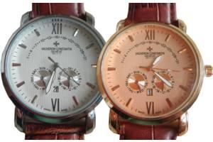 Нові чоловічі наручні годинники Vacheron Constantin