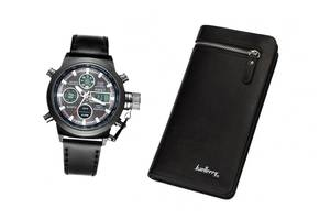 Нові чоловічі наручні годинники AMST