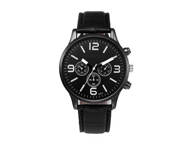 бу Мужские часы MiGEER 9754 черный в Чернігові