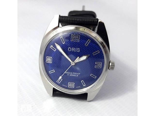 81a2a2164f04 Мужские механические винтажные часы Oris швейцарские 70s 38 мм- объявление  о продаже в Киеве