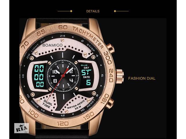 Наручные часы  BOAMIGO Gold Lux- объявление о продаже  в Кривом Роге