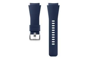 Ремешок Samsung Silicone Band для Galaxy Watch 46mm (R800) Blue