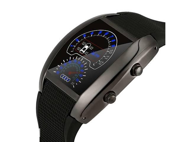 Спортивные, светодиодные, цифровые часы для мужчин.- объявление о продаже  в Виннице