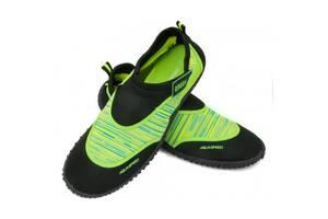 Аквашузы детские Aqua Speed 2B 25 Зеленые (aqs306)
