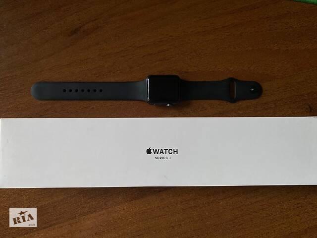 Apple Watch Series 3 38mm- объявление о продаже  в Киеве