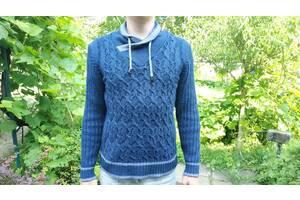 Б/У Чоловічий синій светр