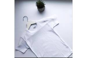 Белая футболка джордж біла футболка базова george