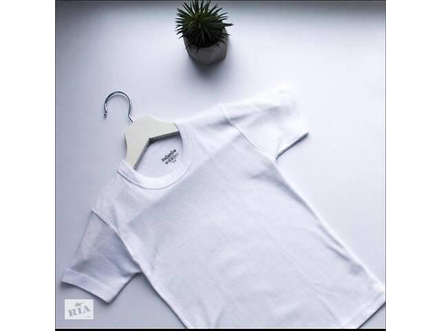 Белая футболка джордж біла футболка базова george- объявление о продаже  в Луцке
