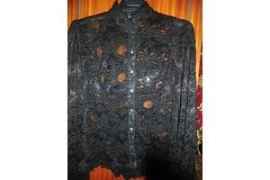 Блузка из гипюра стрейч