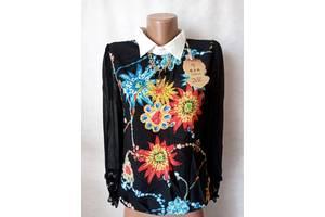Блузы женские шифоновые №8809. Размер 40,42,44,46.Цвета разные. От 4шт по 13грн.