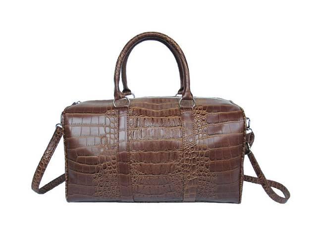 продам Большая оригинальная сумка под крокодил Mango бу в Хмельницком