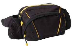 Большая сумка на пояс Corvet WB3506-86 черная