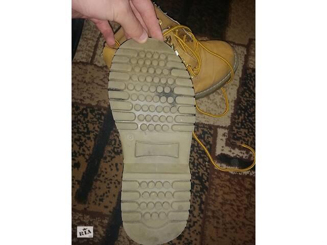 купить бу Ботинки осени в Виннице