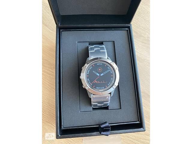 Часы Fenix x6 pro Solar- объявление о продаже  в Сумах