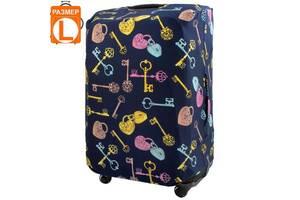 Чехол для чемодана ETERNO Чехол для чемодана, размер L, ETERNO VT-46638L
