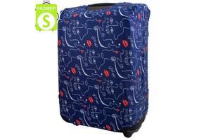 Чехол для чемодана ETERNO Чехол для чемодана, размер S, ETERNO VT-48749S