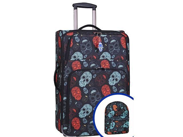 Чемодан + рюкзак (комплект) Bagland - 12 Bglnd000012- объявление о продаже  в Киеве