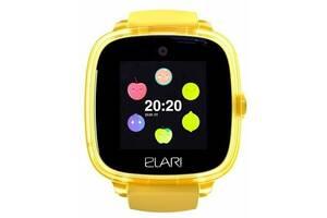 Cмарт-часы Elari KidPhone KP-F Fresh Yellow (Код товара:15069)