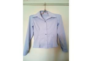 Детская блуза-рубашка для девочки р.146