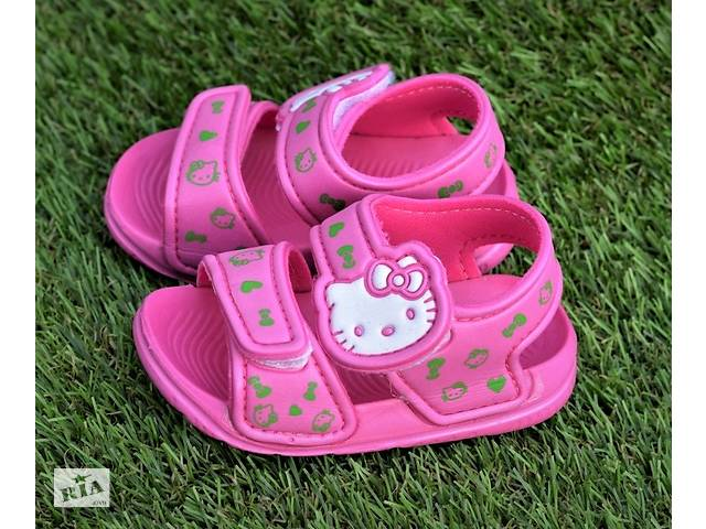 купить бу Детские босоножки сандалии на девочку Хелло Китти Hello Kitty р18-23 в Южноукраинске