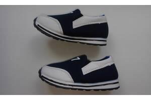 Детские кроссовки мокасины для мальчика gfb р. 26-30