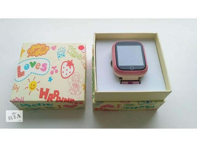 купить бу Детские смарт часы, умные часы, водонепроницаемые, чтобы звонить ребенку и следить за ним. Оригинальные часы в Черкассах