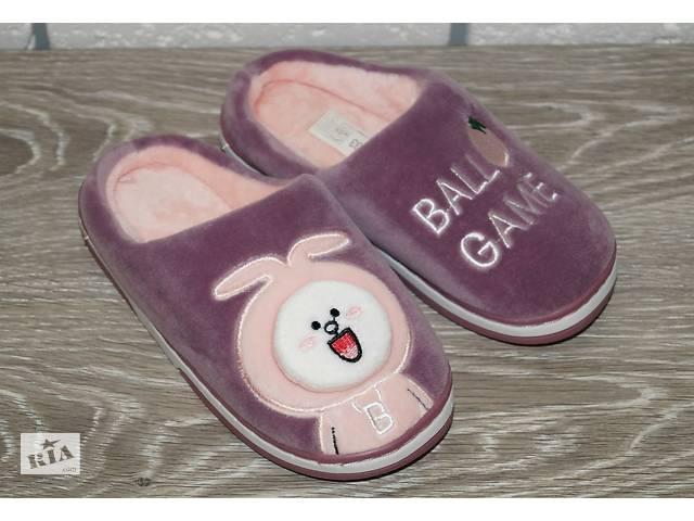 купить бу Дитячі тапочки в кольорах, розміри: 28-33 в Кропивницькому (Кіровоград)