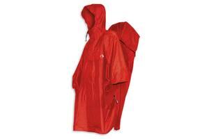 Дощовик пончо Tatonka Cape Men Red (1033-TAT 2795.036)