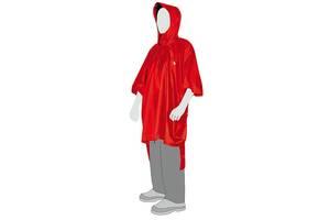 Дощовик Tatonka Poncho 3 (XL-XXL) Red (TAT-2801.015)
