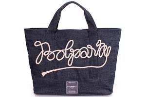 Джинсовая сумка POOLPARTY poolparty-sailor-jeans синяя