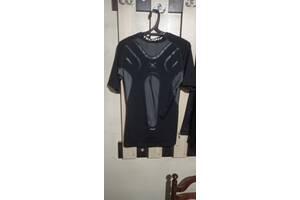 Футболка спорт Adidas original черная black M