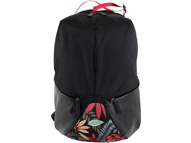 купить бу Городской рюкзак Traum 7022-35, черный на 18 л из нейлона в Киеве