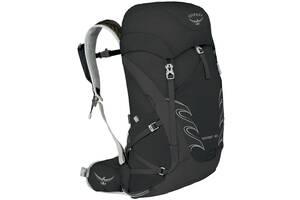 Качественный женский треккинговый  рюкзак Osprey Tempest 30 S/M черный