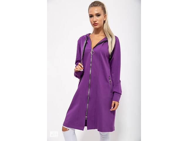 купить бу Кардиган женский 102R077 цвет Фиолетовый в Одессе