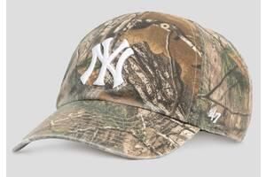 Кепка 47 Brand Clean Up New York Yankees (B-RTRGW17GWS-APC)