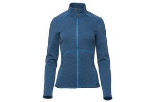 Кофта жіноча Turbat Porto Wmn S Blue Melange (012.004.1600)